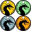 dragonZone Pathtag - All Clans