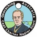 Australian Explorers - Capt Charles Napier Sturt