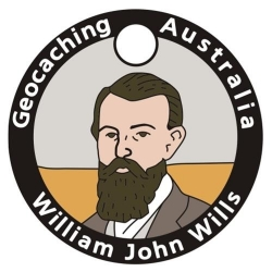 Australian Explorers - William John Wills