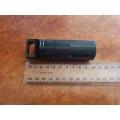 EDC Aluminium Capsule (Black)
