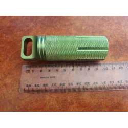 EDC Aluminium Capsule (Green)