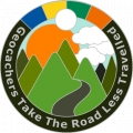 Geocachers Take The Road Less Travelled Pathtag