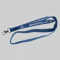 Lanyard : Blue (geocaching.com.au)