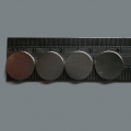 Pathtag Rare Earth Magnets 10mm x 1mm - Pack of 4