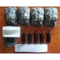 Polyresin Rock Micro Cache x 5 (Bison Cache and Log Scroll included)