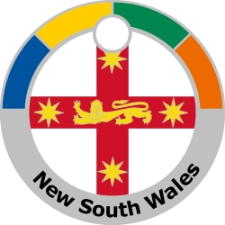 State Badges - New South Wales