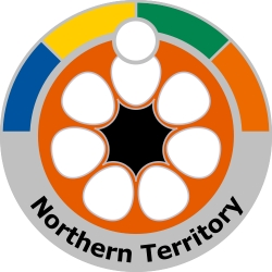 State Badges - Northern Territory