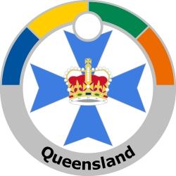 State Badges - Queensland